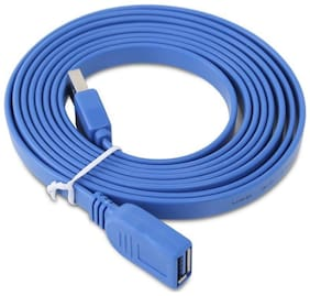 HashBean USB Extension Cable (Blue)