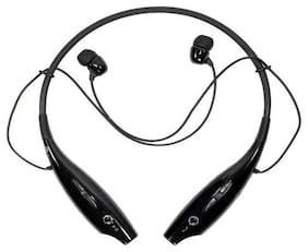 PICKMALL 1 On-Ear Bluetooth Headset ( Black )