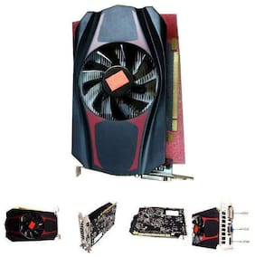 HD7670 4GB DDR5 128 Bit PCI-Express Durable Game Video Graphics Card New