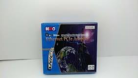 HiRO H50219 10/100/1000 Low Profile Internal PCI Express PCIe PCI-E x1 Gigabit 8