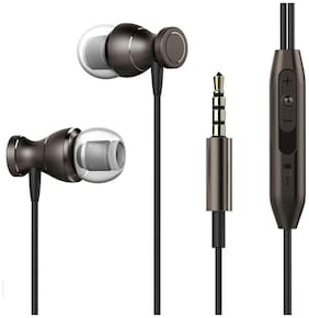 Hoteon M16 In-Ear Wired Headphone ( Black )