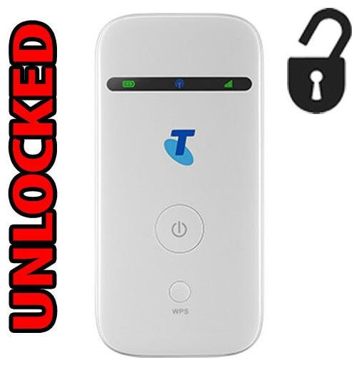 Hotspot Unlocked ZTE MF65 Router Gsm Mobile 3G H+ Up to 5 Wifi 850/2100 Mhz