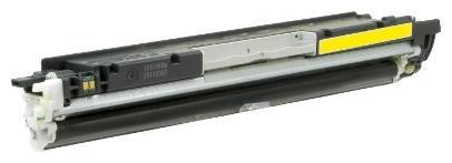 HP 126A Laserjet Pro Single Color Toner  Yellow