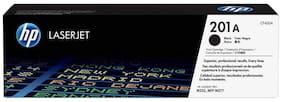HP 201A Black LaserJet Toner Cartridge (CF400A)