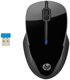 HP 250 Wireless Mouse ( Black )