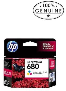 HP 680 Tri-color Ink Advantage Cartridge