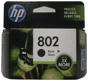 HP 802 Single Color Ink Cartridge Large (Black)