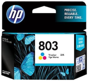 HP 803 TRI ORIGINAL INK CARTRIDGE