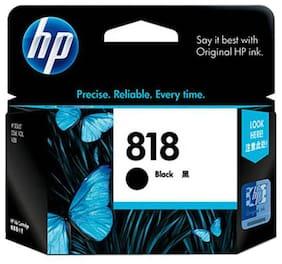 HP 818 Ink Cartridge (Black)