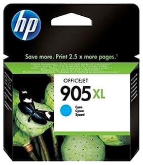 HP 905 XL Cyan Ink Cartridge T6M05C (T6M05AA) 905XL
