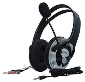 HP B4B09PA Headphone With Microphone