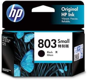 HP F6V23AA 803 Small Ink Cartridge (Black)