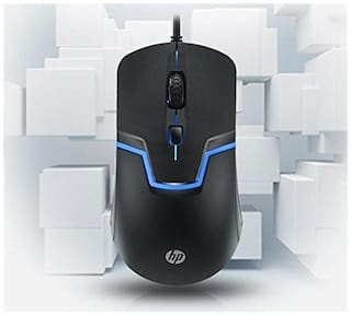 HP M100 Wired Mouse ( Black )