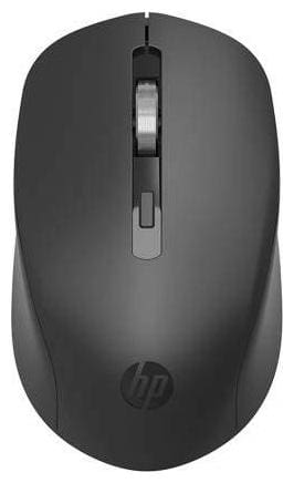 HP S 1000 Wireless Mouse ( Black )