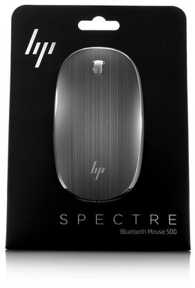 HP Spectre 500 Bluetooth Wireless Mouse (Dark Ash Wood) 1AM57AA