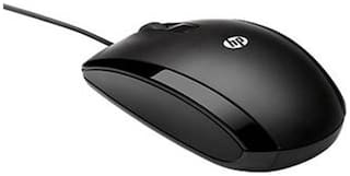 HP X500 Wired Mouse ( Black )