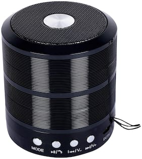 HSJ 887 2.0 Bluetooth Speaker ( Black )