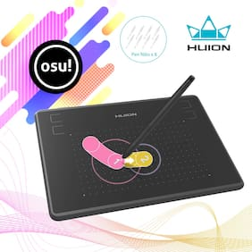 Huion Inspiroy H430P OSU Graphic Drawing Tablet with Battery-Free Stylus 4096