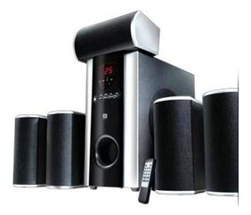 iBall Booster 5.1 Channel USB/SD Home Audio System