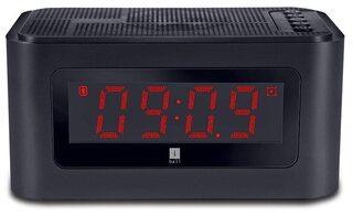 iBall Sound Clock Bluetooth Speaker ( Black )
