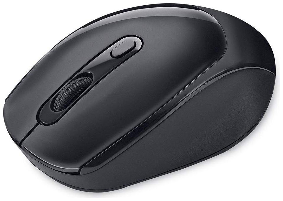 iBall Free Go G50 Wireless Mouse   Black