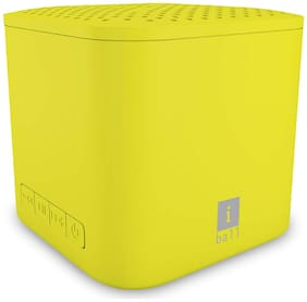 iBall MUSICUBE Bluetooth Portable Speaker ( Yellow )