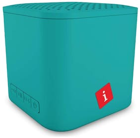 iBall MUSI CUBE X1 - AQUA BLUE Bluetooth Portable speaker ( Blue )