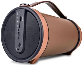 iBall MUSIBT31 Bluetooth Portable Speaker ( Orange )