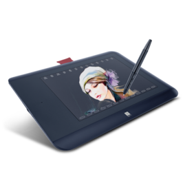 iBall 8 x 5 inch Graphic Tablets ( Black )