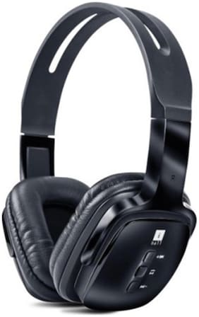 iBall Pulse BT4 Bluetooth Headset (Black)