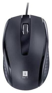 iBall Style 63 Wired Mouse ( Black )