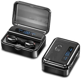 iCall T8 -12 In-Ear Bluetooth Headset ( Black )