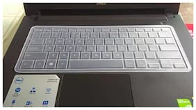 iFyx Keyboard Skin Protector for Dell Inspiron 13 5368 i5368 13-7368 i7368 13-7368 i7378 Laptop Cover