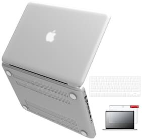 IFyx Matte Finish Hard Protective Shell Case Cover Skin For Macbook Pro Non Retina with CD-ROM 13 Inch A1278 (2008-2012) + Keypad + Screen Guard