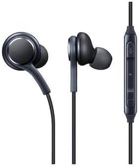 Ikart IKTEAR45 In-Ear Wired Headphone ( Black )