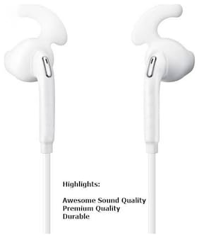 Ikart IKTEAR40 In-Ear Wired Headphone ( White )