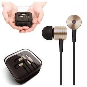 Ikart IKTEAR78 In-Ear Wired Headphone ( Gold )