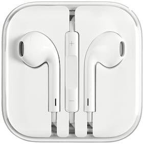 Ikart In-Ear Wired Headphone ( White )