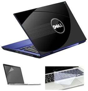 Imagination Era 3 In1 Combo Kit Laptops 15.6 Inch with Decal,Screen Guard,and Silicone Keyboard Protector All Type Laptop