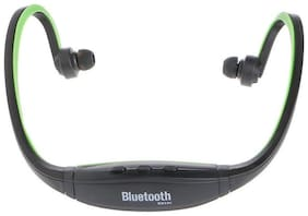 IMMUTABLE BS 19 C BLUETOOTH SPORTY WIRELESS BT RME In-ear Bluetooth Headsets ( Assorted )