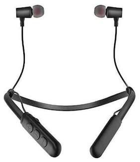 IMMUTABLE Wireless Flex-Band Stereo Headphone with mic IMT-B17 IMT-51124 In-Ear Bluetooth Headset ( Assorted )