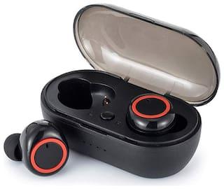 IMMUTABLE TWS in-Ear Wireless Earbuds Aquashots Bluetooth 5.0 IMT260429 True Wireless Bluetooth Headset ( Assorted )