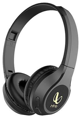 Infinity Tranz700 TRANZ 700 On-Ear Bluetooth Headset ( Black )