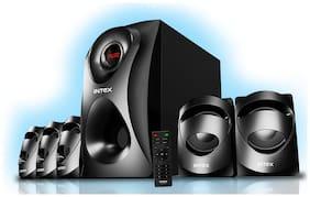 INTEX 5.1 XV Craze SUFB 5.1 Speaker System