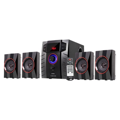 Intex IT-3005 TUF BT Bluetooth Home Audio Speaker 4.1 Channel
