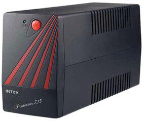 Intex Protector 725 600 VA UPS (Black & Red)