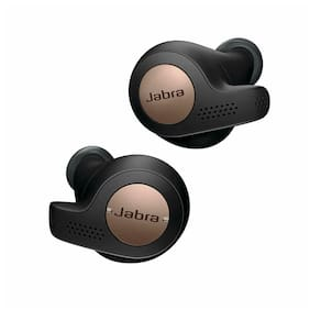 Jabra Jabra Elite Active 65t In-Ear Bluetooth Headset ( Black )