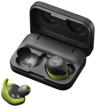 Jabra Elite Sport In-Ear Bluetooth Headset ( Green )