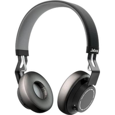 Jabra Move Wireless Bluetooth Stereo Headphones (Black)
