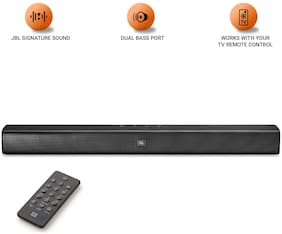 JBL Bar Studio Soundbar Speaker (Black)